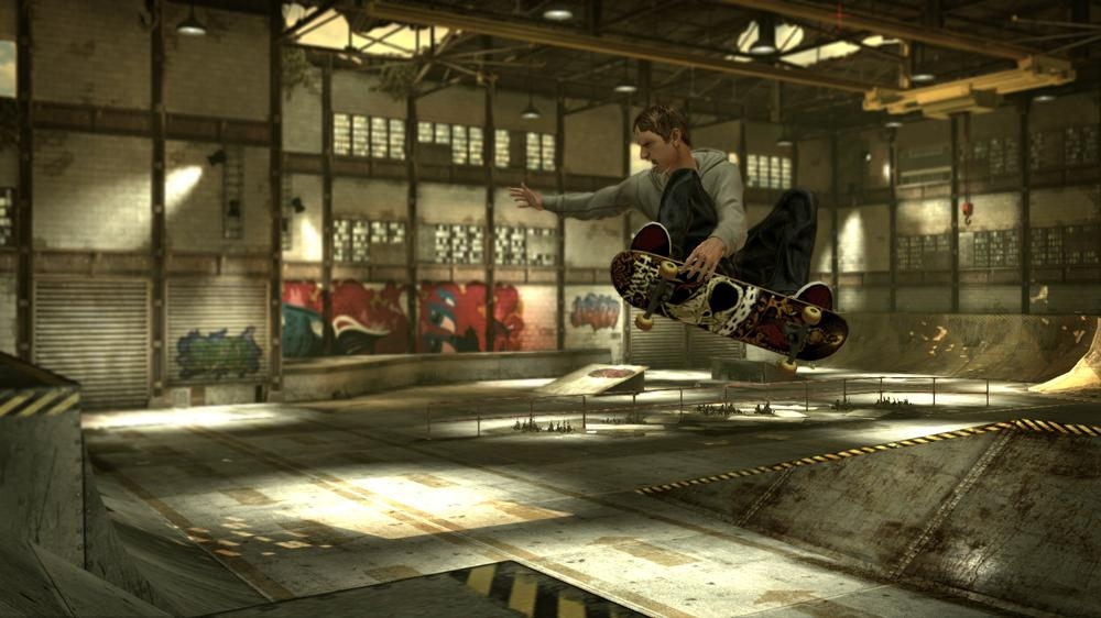 Bilde fra Tony Hawk&#39;s PS HD