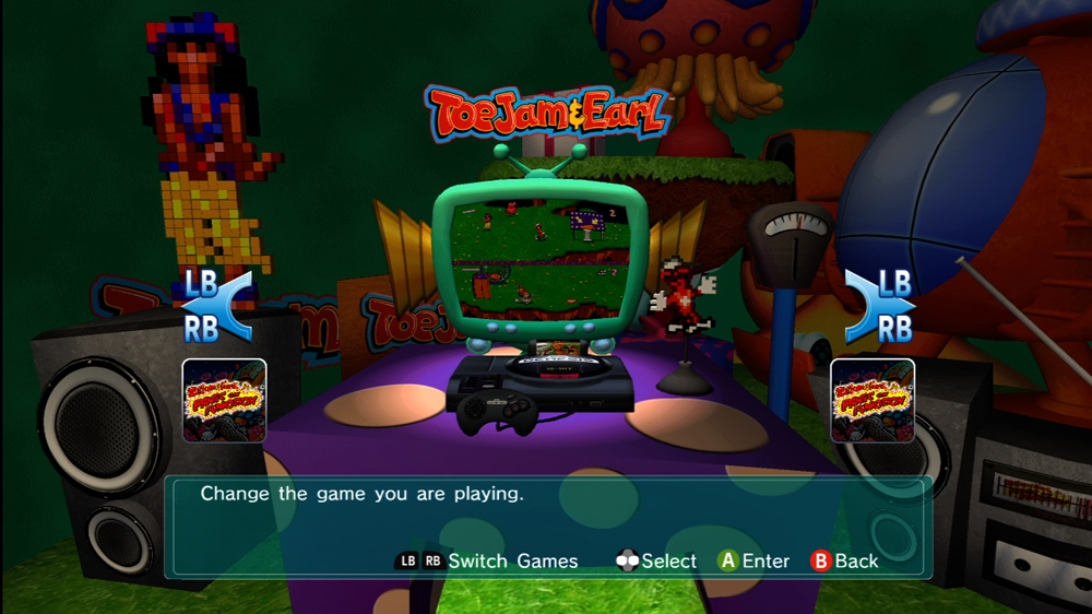 Image from SVC: ToeJam & Earl
