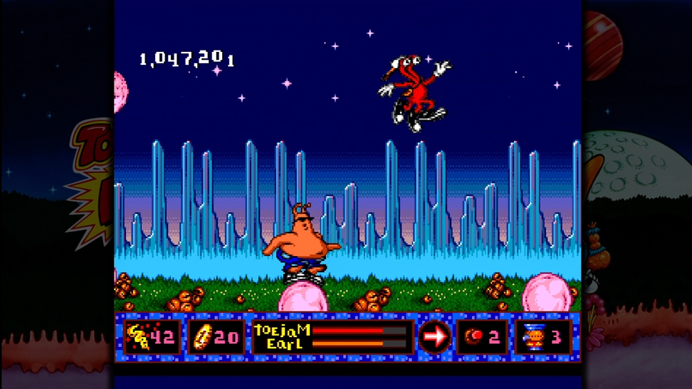 Imagem de Sega Vintage Collection: ToeJam & Earl