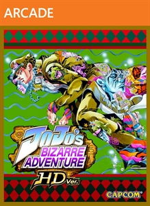 JOJO'S BIZARRE ADVENTURE HD Ver.