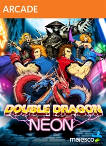 Double Dragon: Neon boxshot