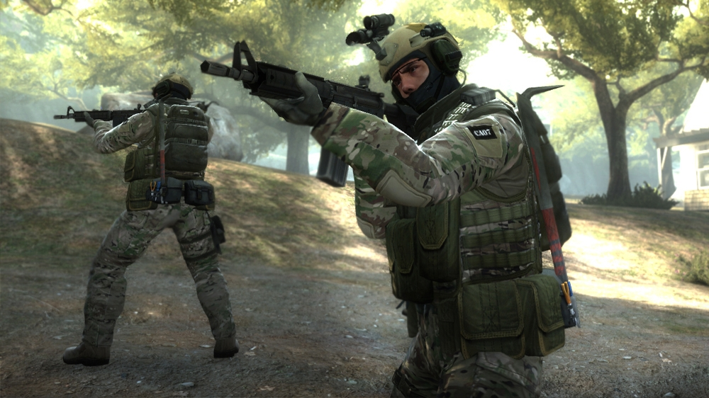 Image from Counter-Strike: GO