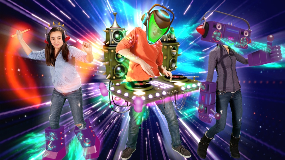 Image from Kinect Party - Base Game