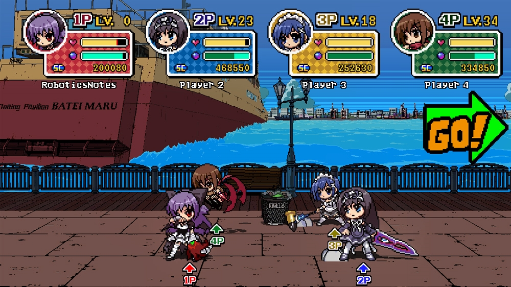 Imagen de Phantom Breaker:Battle Grounds