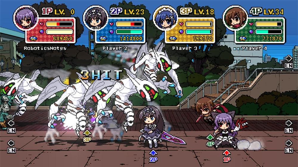 Image de Phantom Breaker:Battle Grounds