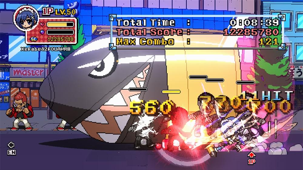 ファントムブレイカー:バトルグラウンド のイメージ