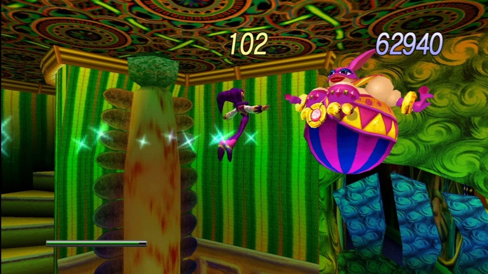 Bild från NiGHTS into dreams...