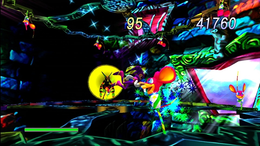 NiGHTS into dreams... のイメージ