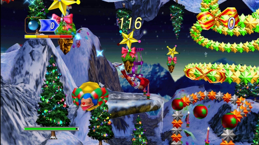 Bilde fra NiGHTS into dreams...