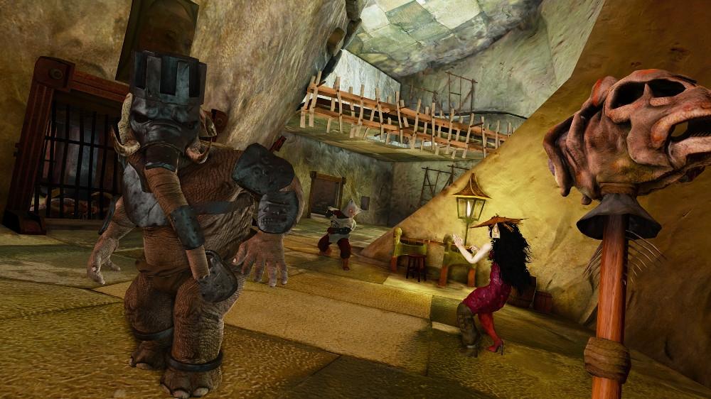 Kuva pelistä Zeno Clash 2