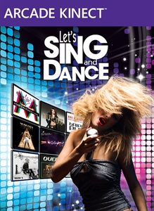 Let's Sing and Dance boxshot