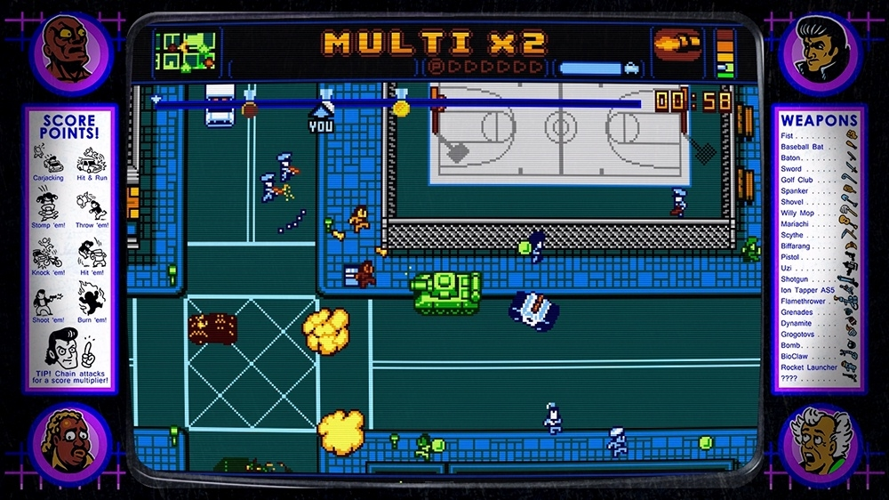 Immagine da Retro City Rampage