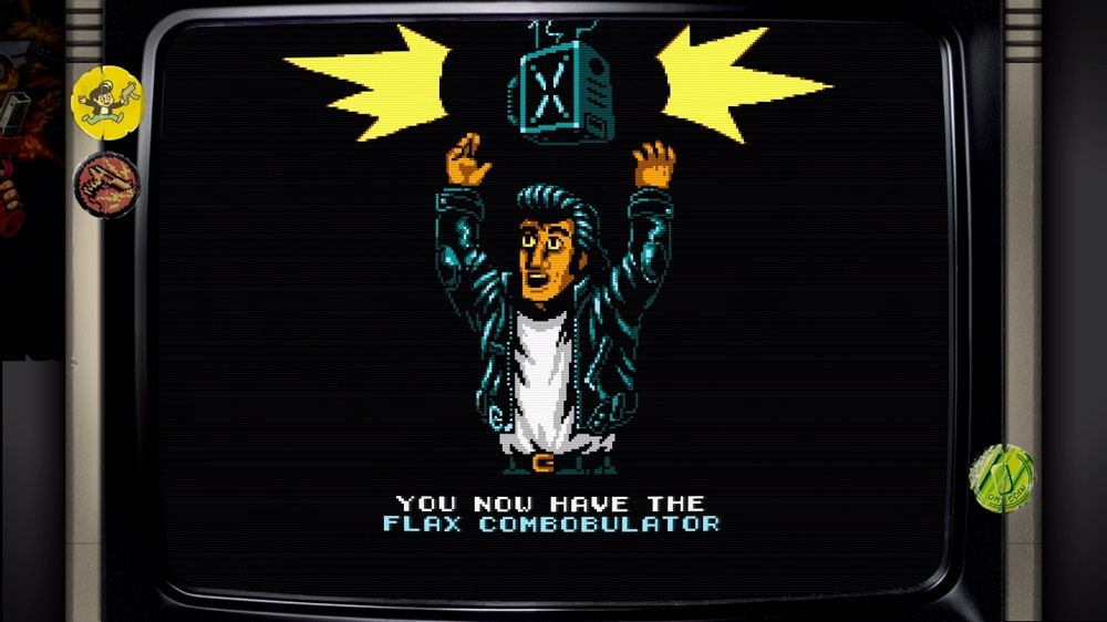 Image from Retro City Rampage