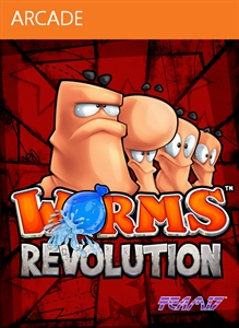Worms Revolution boxshot