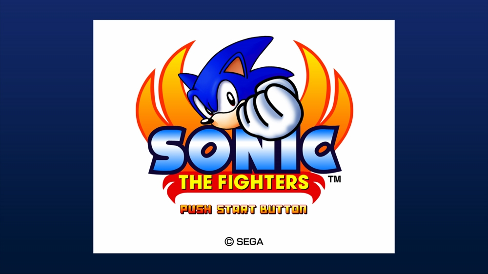 Immagine da Sonic the Fighters