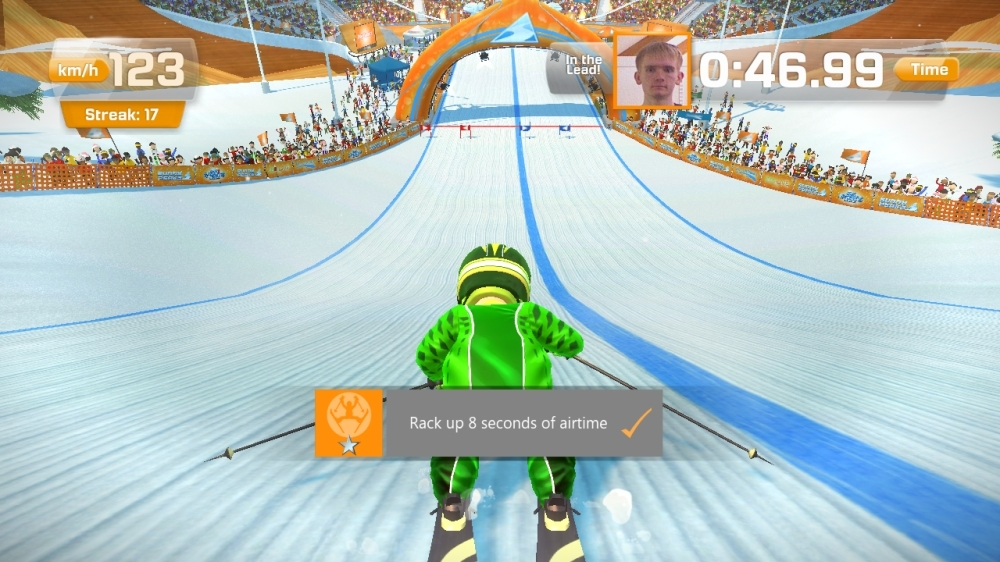 Image from Ski Race