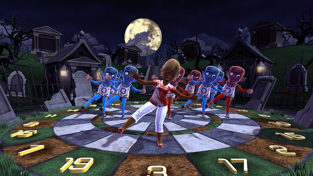 Image from Darts Vs Zombies
