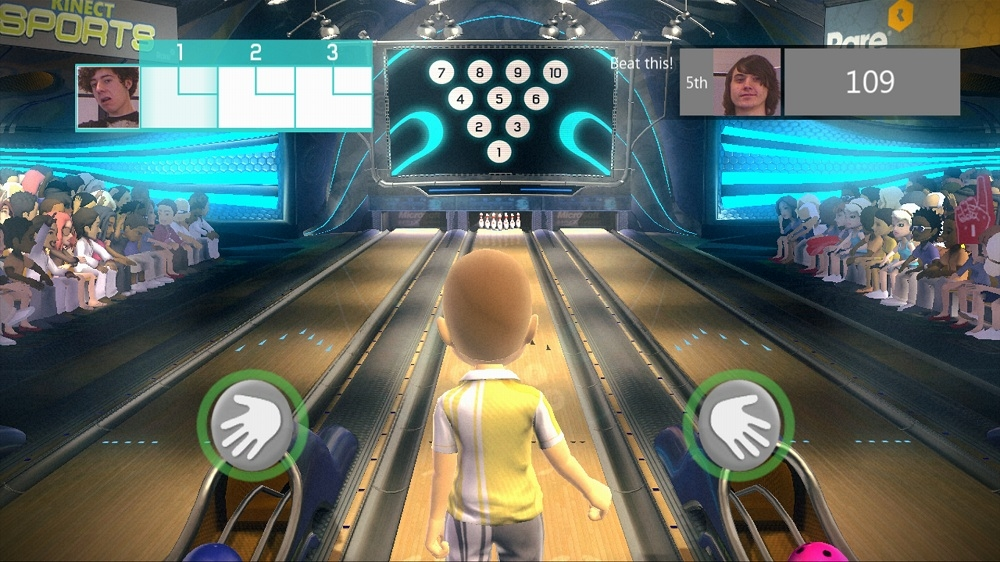 Image from 10 Frame Bowling