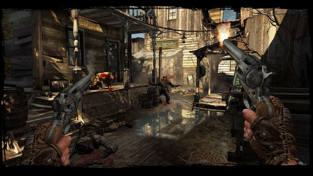 Image from Call of Juarez® Gunslinger