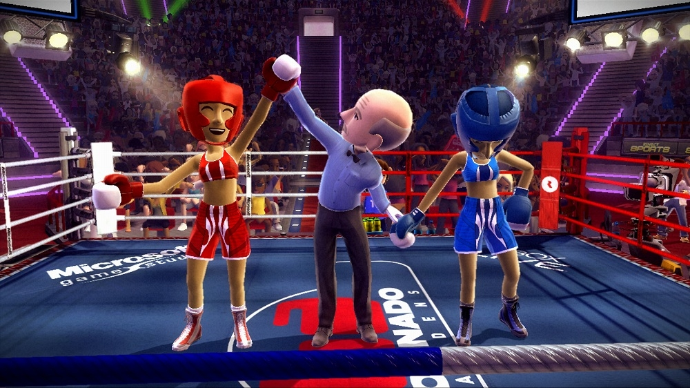 Image from Boxing Fight