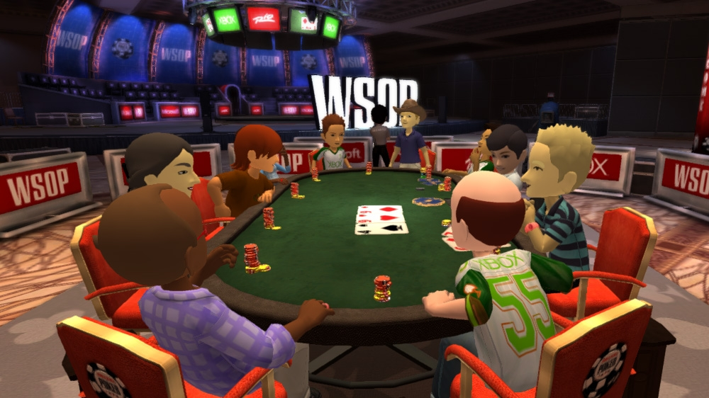 Image from WSOP: Full House Pro