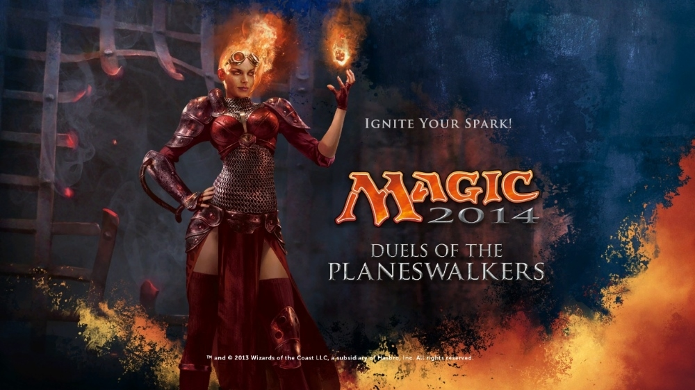 Immagine da Magic 2014 — Duels of the Planeswalkers