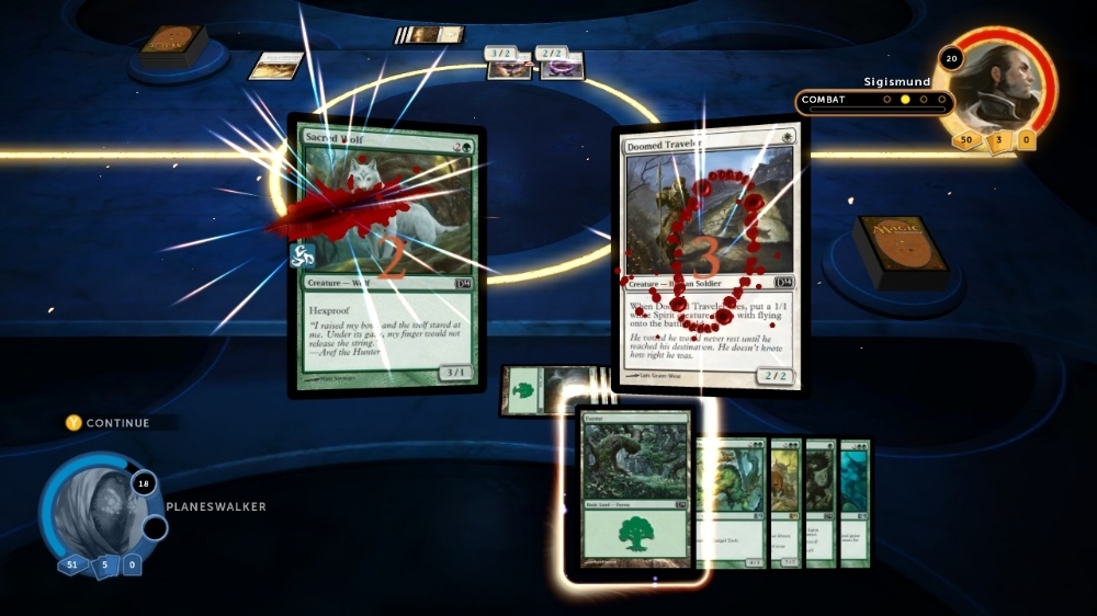 Kuva pelistä Magic 2014 — Duels of the Planeswalkers