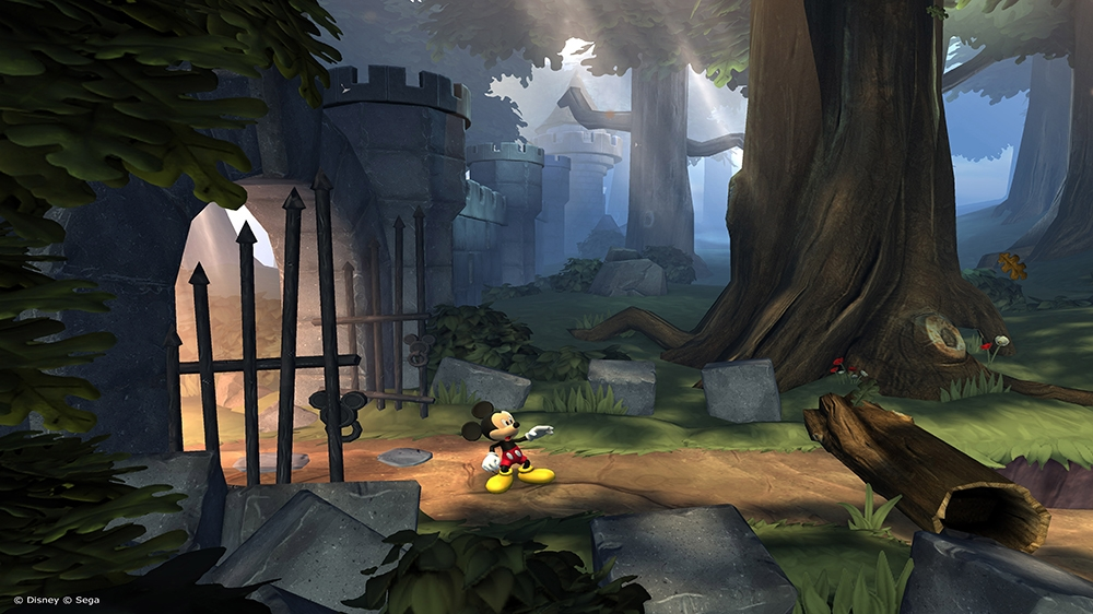 Bild von Castle of Illusion Starring Mickey Mouse