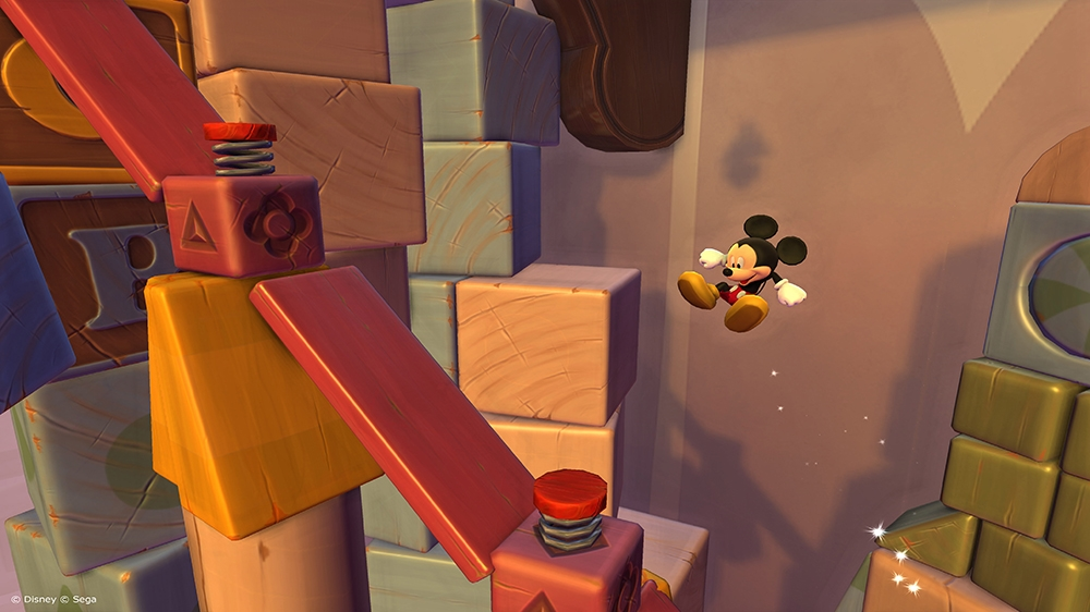 Kuva pelistä Castle of Illusion Starring Mickey Mouse