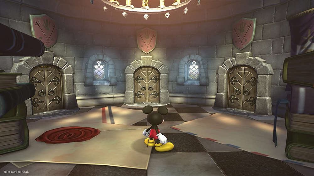 Image from Castle of Illusion Starring Mickey Mouse