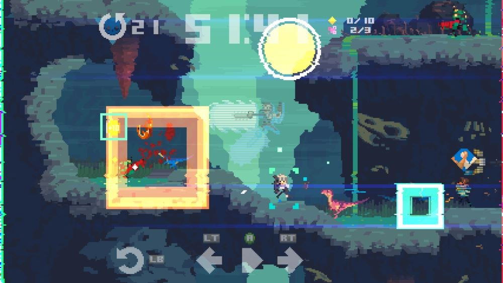 Image from Super Time Force
