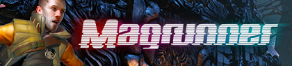 Magrunner: Dark Pulse Banner