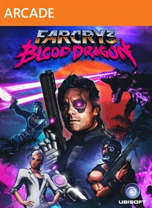 Far Cry 3 Blood Dragons