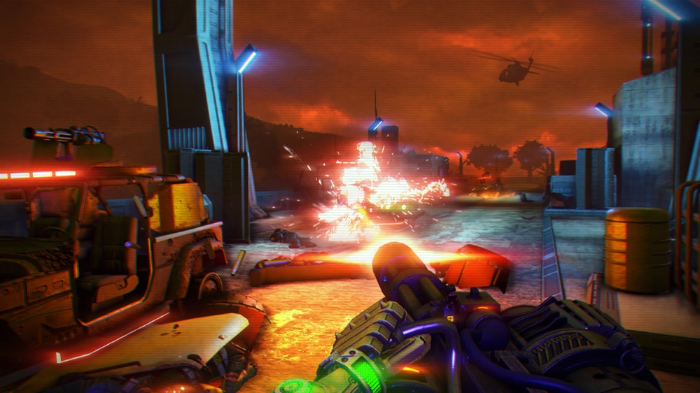 Imagen de Far Cry® 3 Blood Dragon