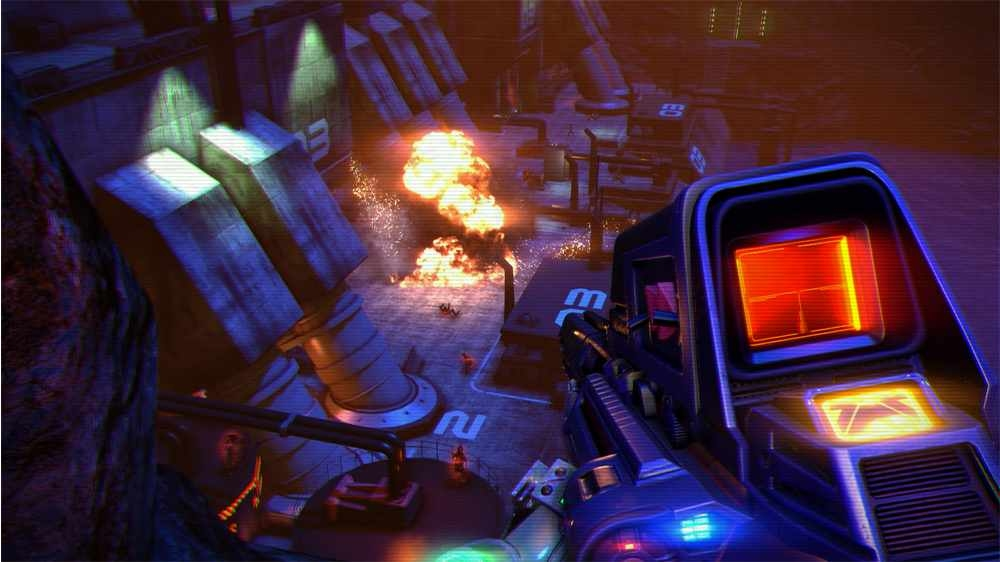 Bild från Far Cry® 3 Blood Dragon