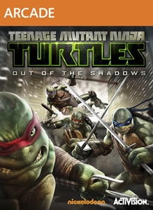 Teenage Mutant Ninja Turtles: Desde Las Sombras - Donnie