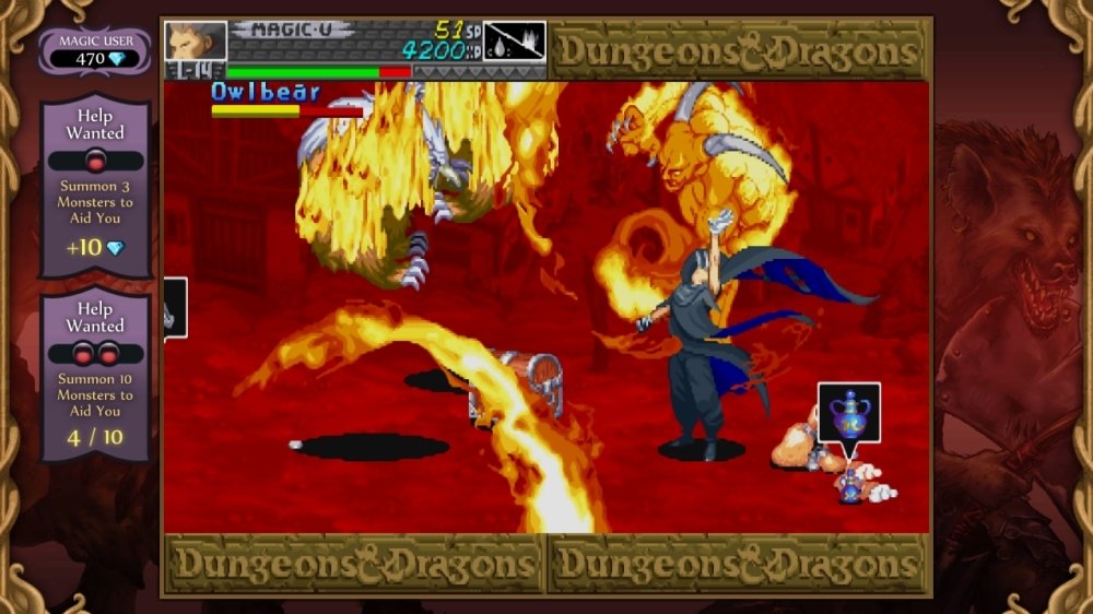 Kuva pelistä Dungeons & Dragons: Chronicles of Mystara