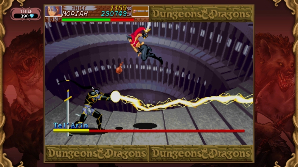 Immagine da Dungeons & Dragons: Chronicles of Mystara