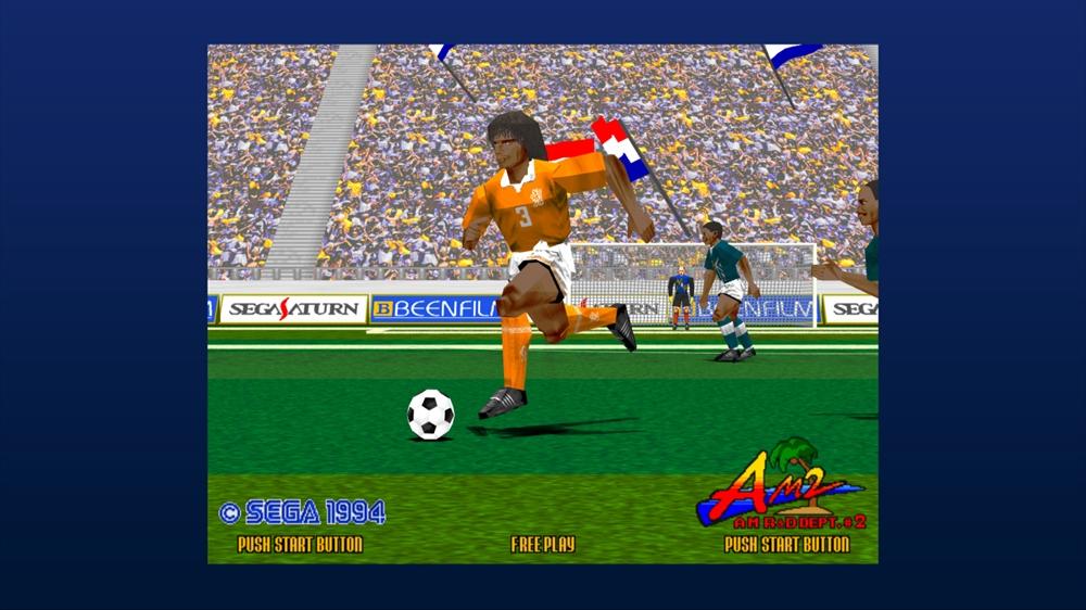 Virtua Striker のイメージ