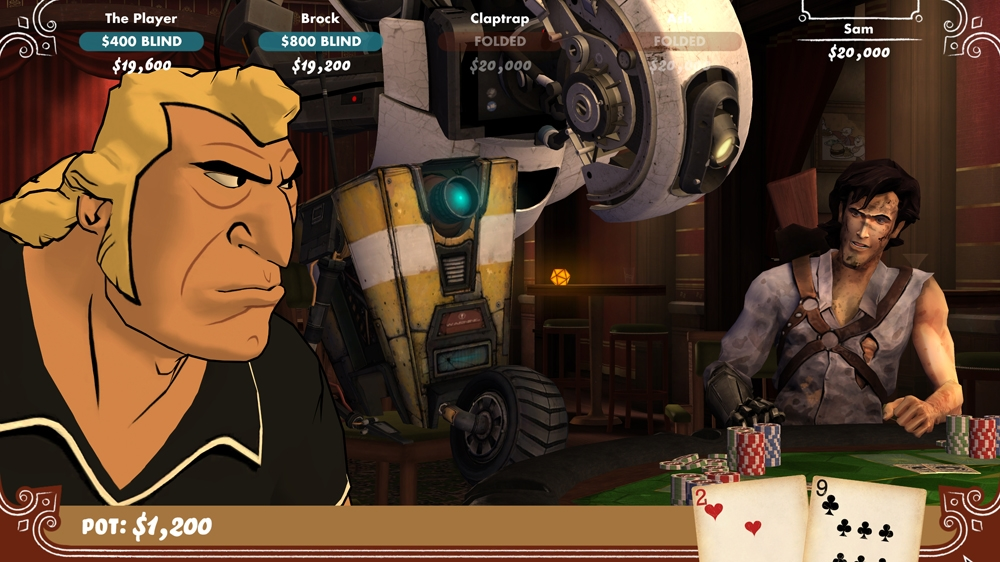 Image from Poker Night 2
