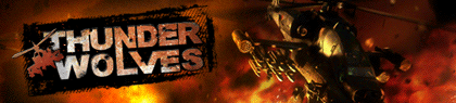 Thunder Wolves XBOX360 XBLA - MoNGoLS