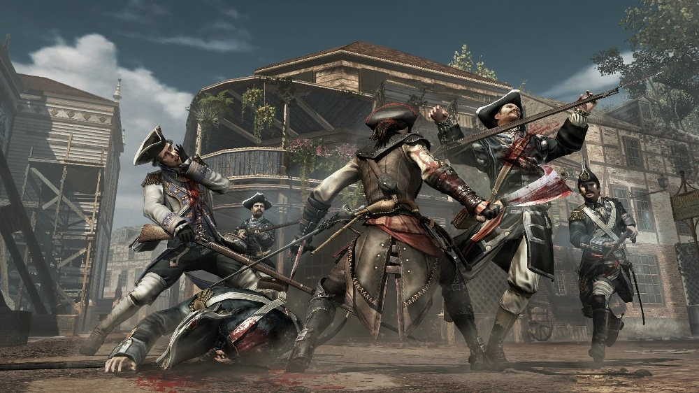 Kép, forrása: Assassin's Creed® Liberation HD