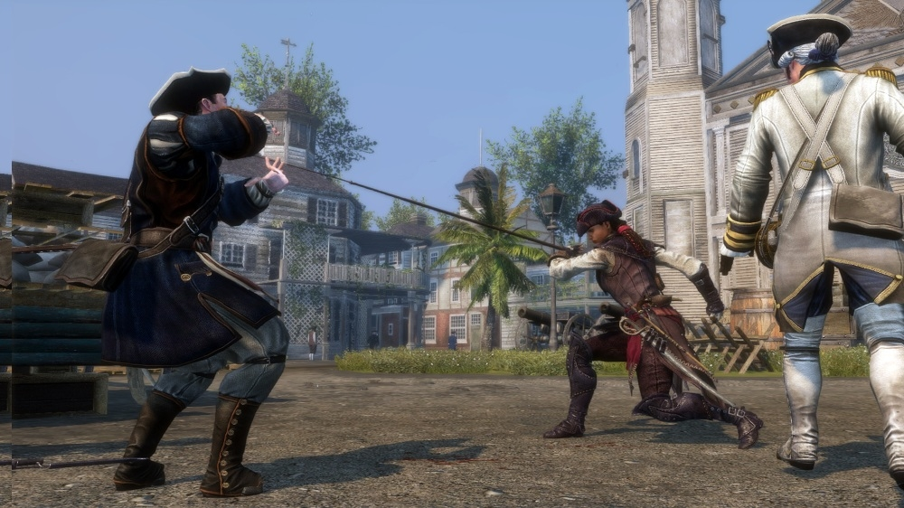 Image from Assassin's Creed® Liberation HD