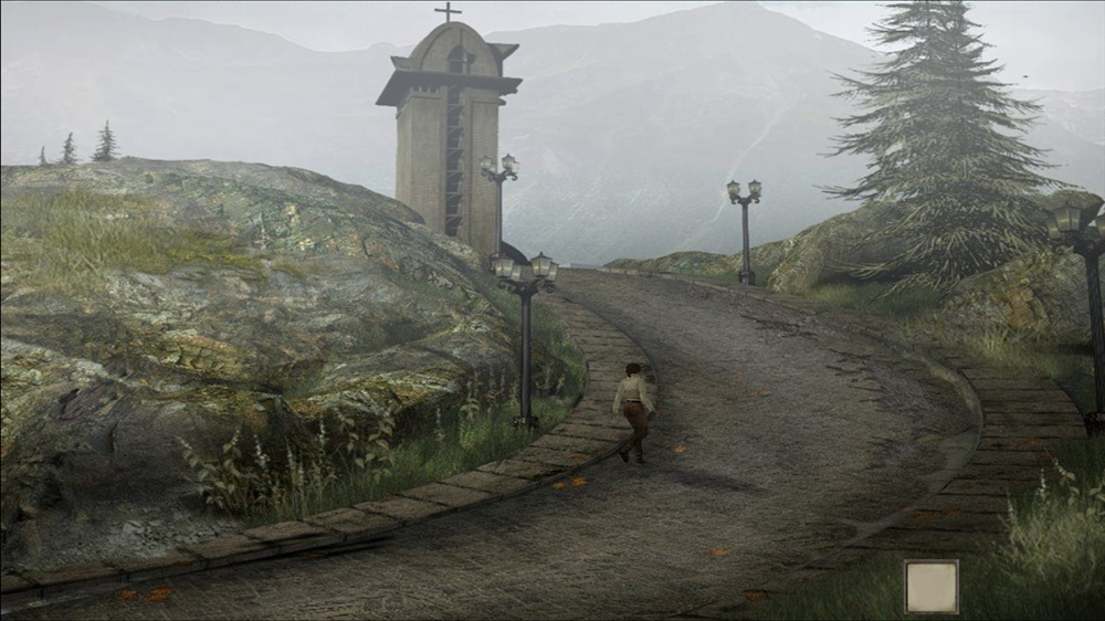 Bild från Syberia