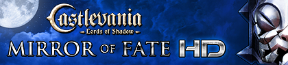 Castlevania: Lords of Shadow - Mirror of Fate HD Banner