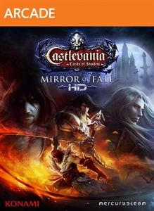 Castlevania: Mirror of Fate boxshot