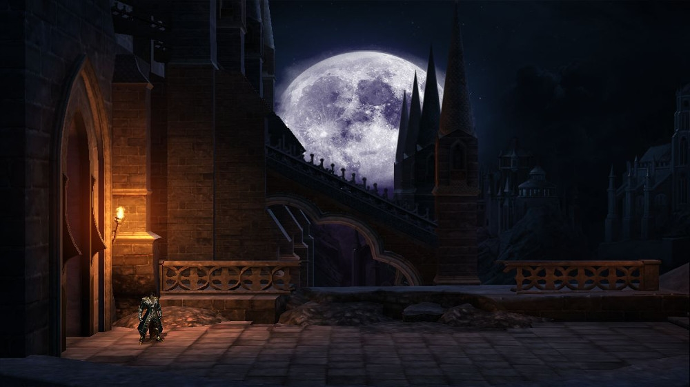 Image from Castlevania: LoS - Mirror of Fate HD