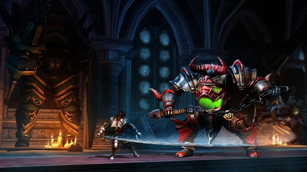 Imagem de Castlevania: Lords of Shadow - Mirror of Fate HD