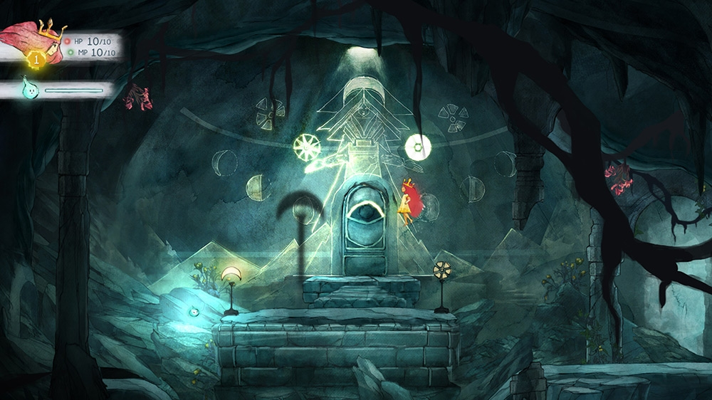 Bilde fra Child of Light