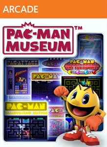 PAC de iconos de PAC-MAN Museum A [PAC-MAN & Ghosts set]